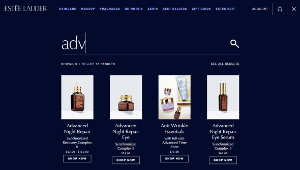 esteelauder-search