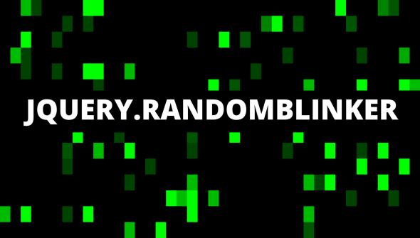 jQuery.RandomBlinker